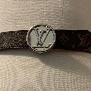 Louis Vuitton 💯 Authentic Belt
